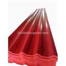 UV-blocking Bahan Baru MgO Roofing Sheet